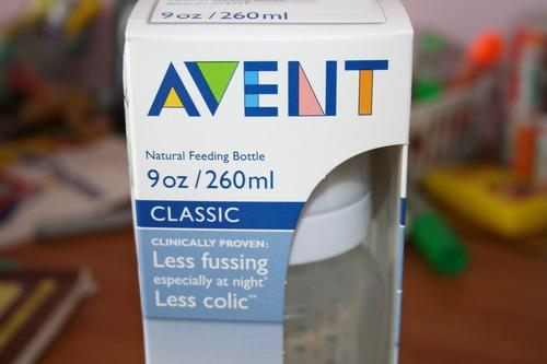 Avent 新安怡经典奶瓶 260ml*3个装 使用20% Coupon后仅$12.4