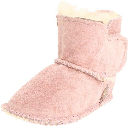 EMU Australia Grubs Baby Bootie 儿童雪地靴 粉红色款 $29.99
