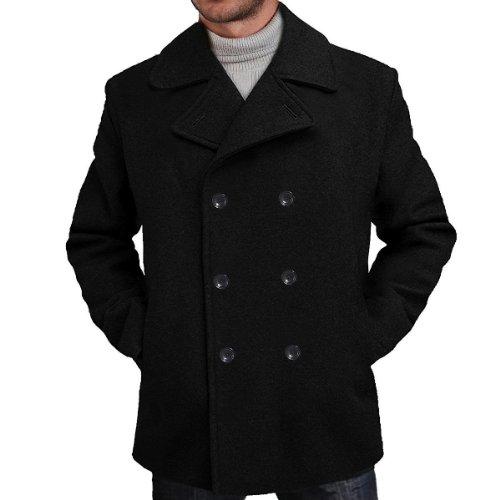BGSD 男士羊毛混纺外套 Amazon今日售价$79.99