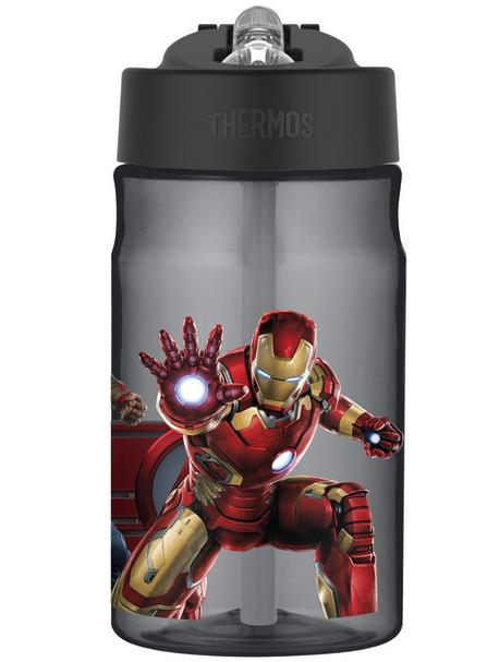 Thermos Tritan Hydration 复仇者联盟 儿童吸管水杯360ml $8.45,
