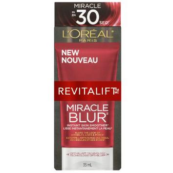 历史新低价!!LOreal Paris RevitaLift Miracle Blur 复颜奇迹柔焦系列 日霜35ml装$19.97,