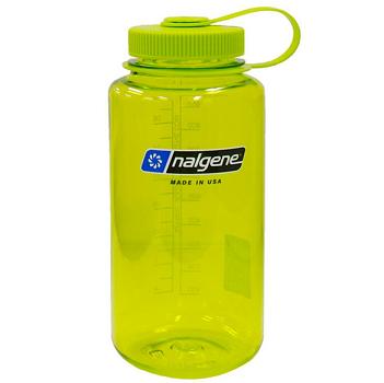直邮近期低价!!Nalgene Tritan BPA-Free 宽口径运动水壶$9.99,