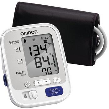 送爸妈好礼,Omron BP742N 欧姆龙5系列 上臂式电子血压计$39.77,