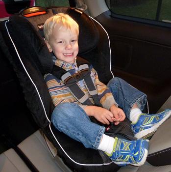 亚马逊中国:今日镇店之宝,美版 Britax Roundabout G4.1 儿童安全座椅¥1498包邮