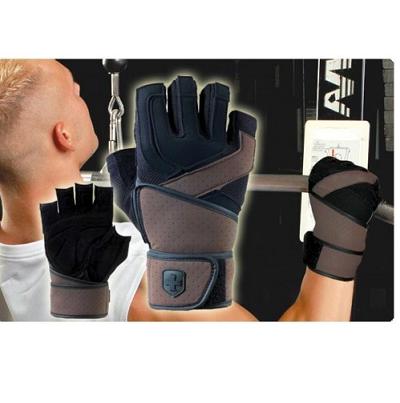 健身防老茧,限M码!!Harbinger 1250 哈宾格运动训练护腕手套$18.98,