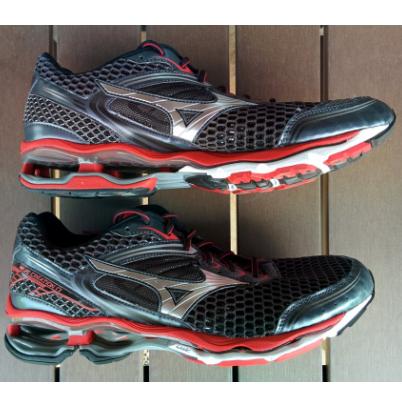 美亚金盒特价款,Mizuno Wave Creation 17 顶级缓震系列跑鞋 男女款均$63.99,