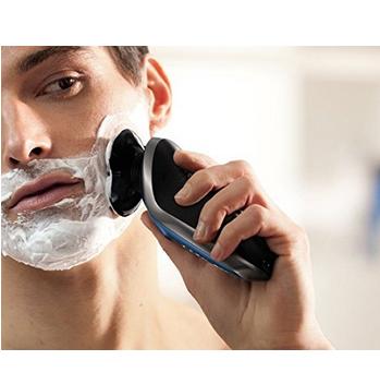 美亚金盒特价,Philips Norelco Shaver 8950/90 男式干湿两用剃须刀$139.99,