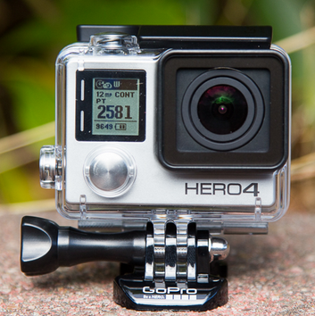 EBAY:官翻版,GoPro HERO4 Silver 次旗舰运动相机$244,