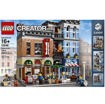 LEGO Creator Expert 10246 乐高侦探社$159.95,