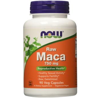 主页君同款,NOW Foods Raw Maca 玛咖强身健体片750mg*90粒$13.62,