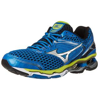Mizuno Wave Creation 17 顶级缓震系列 男式慢跑鞋$64.99,