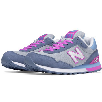 NB Outlet:New Balance 515 女式复古时尚跑鞋$32.99,