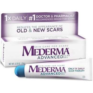 Mederma Advanced Scar Gel 美德特效除疤痕凝胶20g $11.39,