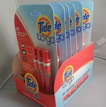 日用小神器,Tide To Go 汰渍 便携高效衣物清洁去污笔10ml *3支装$5.99,