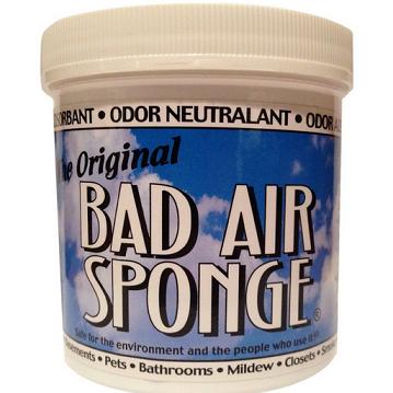 补货了,涨价3刀,Bad Air Sponge Odor Neutralant 空气净化剂$12.99,