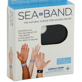 历史新低价!!Sea-Band Adult Wristband 成人款 防晕车手环$5.82,