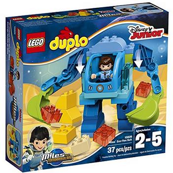 历史新低价!!LEGO DUPLO 10825 得宝系列 大颗粒 明日世界$19.99,