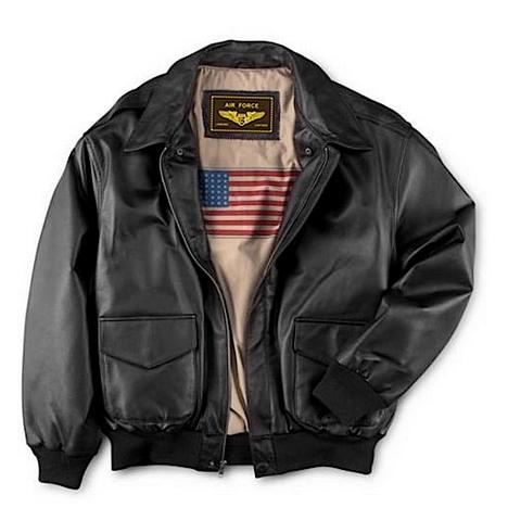 亚马逊中国:主页君同款,Landing Leathers 民用复刻版 A-2 飞行员真皮夹克¥798,