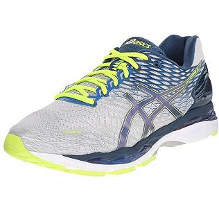 历史新低价!!ASICS Gel Nimbus 18 男式顶级缓震跑鞋$119.95,