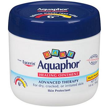 中亚海外购:Aquaphor Baby优色林 宝宝万用修护软膏396g ¥80.12,