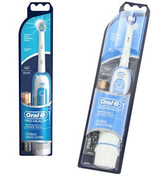 中亚海外购:欧乐B Pro-Health精密清洁电动牙刷¥79.41,