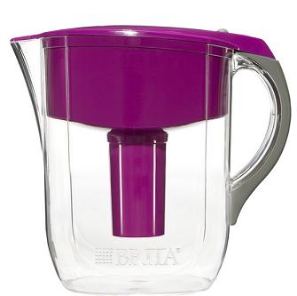 中亚海外购:Brita Grand 碧然德10杯量过滤水杯¥163.02,