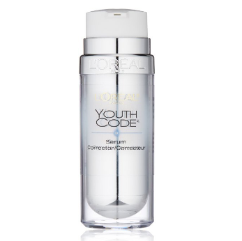 LOreal Paris Youth Code Dark Spot 欧莱雅 小白瓶 祛斑防晒肌底液30ml $13.98,