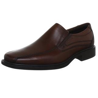 历史新低价!!ECCO New Jersey 爱步新泽西系列 经典正装皮鞋$87.96,