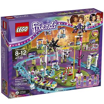 历史新低价!!LEGO Friends 41130 乐高女孩系列 大型过山车$79.76,