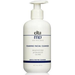 Elle杂志护肤天才奖得主,EltaMD Foaming Facial Cleanser 控油温和型泡沫洁洗面奶207ml $16.99,