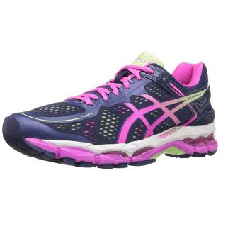 历史新低价!!ASICS GEL-Kayano 22 全系支援系列 女式顶级跑鞋$79.97,