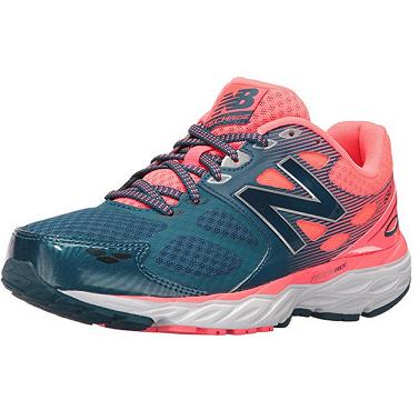 美亚金盒特价!!New Balance 680v3 女式时尚跑鞋$41.22,