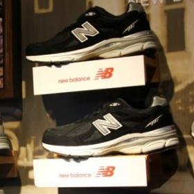 历史新低价!!New Balance M990V3 男款顶级总统鞋$87.7,