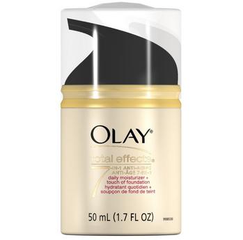 OLAY CC Cream 7合1多效修复润肤乳霜/CC霜50ml $12.99,
