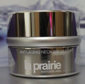 贵妇们下手吧!!La Prairie Anti Aging 活细胞塑型紧致颈霜50ml $123.39,