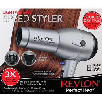 中亚海外购:Revlon RV544 露华浓 电气石离子陶瓷吹风机¥88.27,
