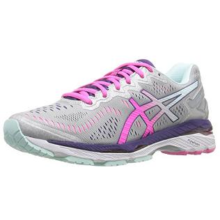 顶级旗舰款!!ASICS GEL-Kayano 23 全系支援系列 女式顶级跑鞋$159.95,