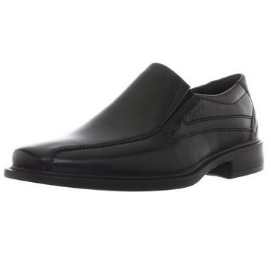 历史新低价!!ECCO New Jersey 爱步新泽西系列 经典正装皮鞋$76.97,