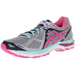 稳定系次旗舰再来,ASICS GT-2000 3 女式稳定系跑鞋$45.57,