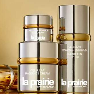 白富美妹纸上!!La Prairie Cellular Radiance Emulsion 莱珀妮 活細胞防晒乳液SPF30 50ml $219.94,